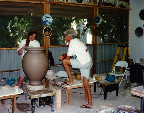 A.Pottery.Class.In.Florida