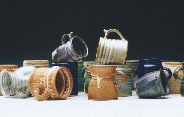hand building pottery for beginners